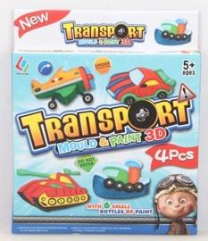 Mäng Transport 3D