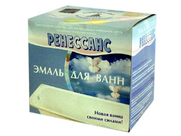 Anles Renesans Bath Emulsion Paint White 800g