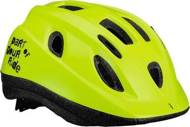 BBB Cycling Boogy Helmet BHE-37 Glossy Neon Yellow M