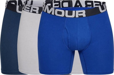 Under Armour Charged Cotton 6'' Boxerjock 3-Pack 1327426-400 M