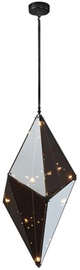 Light Prestige Vertical Constellation Ceiling Lamp 7x8W G9 Black