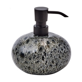 Aquanova Ugo Soap Dispenser 500ml Olive Black