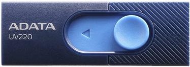 USB mälupulk ADATA UV220 Navy Blue, USB 2.0, 16 GB