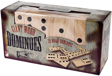 Cardinal Giant Wood Dominoes 6037727
