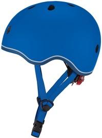 Globber EVO Lights Helmet Blue