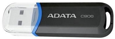 USB mälupulk ADATA C906 Black, USB 2.0, 16 GB