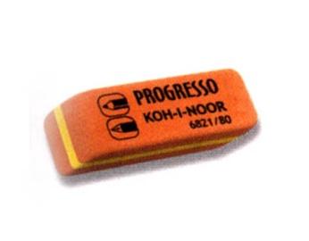 Koh-I-Noor Progresso Office Eraser 6821 80