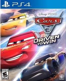 Disney Pixar Cars 3: Driven to Win PS4
