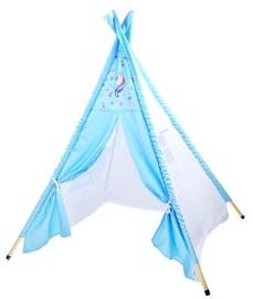 Babys Paradise Tent House Unicorn Blue
