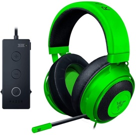 Игровые наушники Razer Kraken Tournament Edition Green