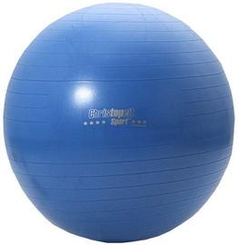 Christopeit Gymnastics Ball Blue 75cm