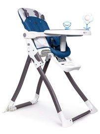 EcoToys Feeding Chair Blue
