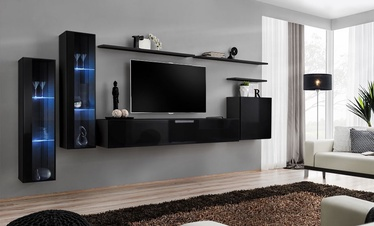 ASM Switch XI Wall Unit Black