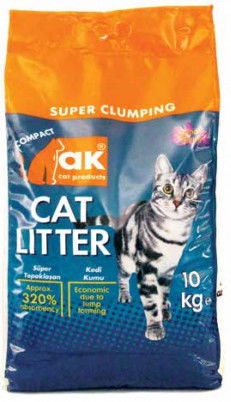 AK Cat Litter With Lavender 10kg