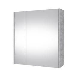 Domoletti Concrete 64 Bathroom Cabinet Grey