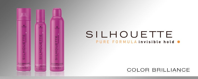 Schwarzkopf Silhouette Color Brilliance Hairspray Super Hold 750ml