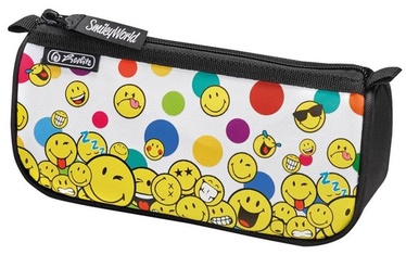 Herlitz Pencil Pouch Triangular Smiley World Rainbow Faces