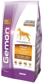 Monge Gemon Maxi Adult with Chicken and Rice 15kg