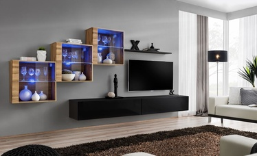 ASM Switch XX Wall Unit Wotan/Black