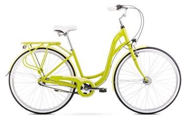 "Jalgratas Romet Sonata 2 Green, 19"", 28"""