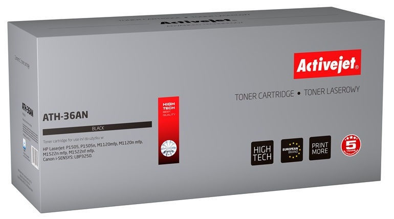 ActiveJet Toner Premium ATH-36AN 2000p Black