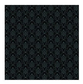 Kerama Marazzi Whitehall Floor Tiles 40.2x40.2cm Black Grey