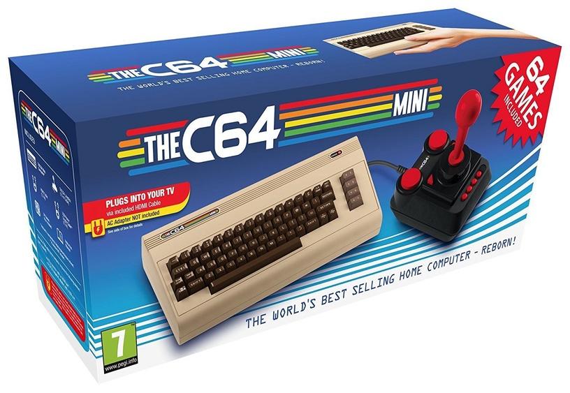The C64 C64 Mini incl. 64 Games