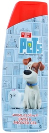 Universal The Secret Life Of Pets Bath & Shower Gel 400ml