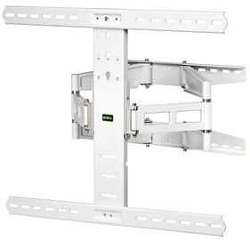 Hama Ultraslim Fullmotion TV Wall Bracket 37-70'' White