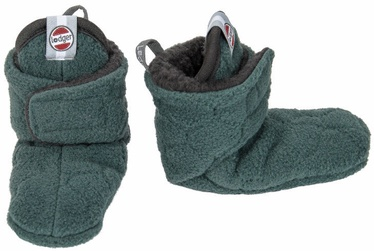 Lodger Fleece Booties BotAnimal Sage 12-18m