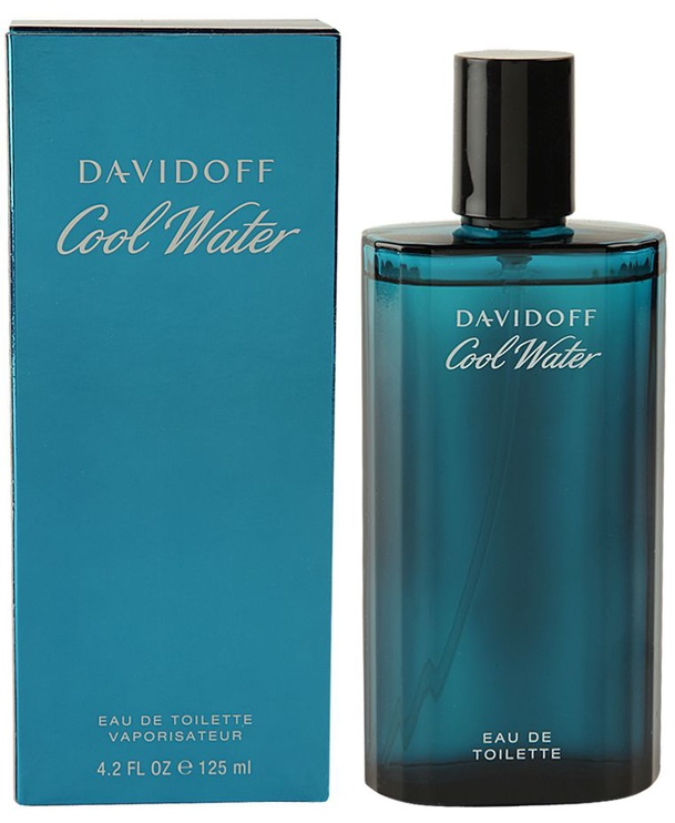 Davidoff Cool Water 125ml EDT