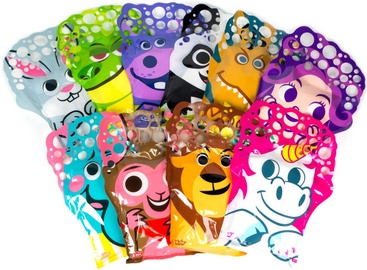 Zing Bubble Gloves 10pcs