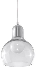 Sollux Carla Ceiling Lamp 60W E27 Transparent
