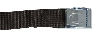Ortlieb Compression Strap with Metal Buckle 100cm Black