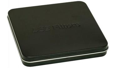 Lee Filters Big Stopper 100mm Filter Case Black