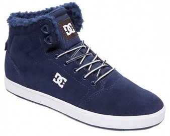 DC Shoes Crisis WNT Winterized Mid-Top Blue 42