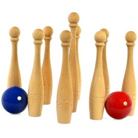 Lucio Londero Bowling Pins Set