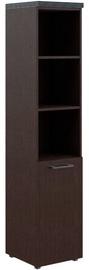 Skyland Torr THC 42.5 Office Cabinet 43x196.8x45.2cm Left Wenge Magic