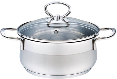 Maestro Casserole With Lid 7l