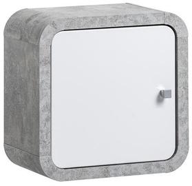 ASM Wally System Type 02 Gray/Glossy White