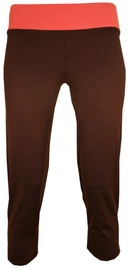 Bars Womens Trousers Brown 103 S