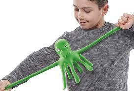 Mängukujuke Character Toys Stretch Mini Octopus