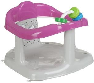 Maltex Bath Ring Panda Grey/Pink