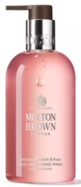 Molton Brown Fine Liquid Hand 300ml Delicious Rhubarb & Rose