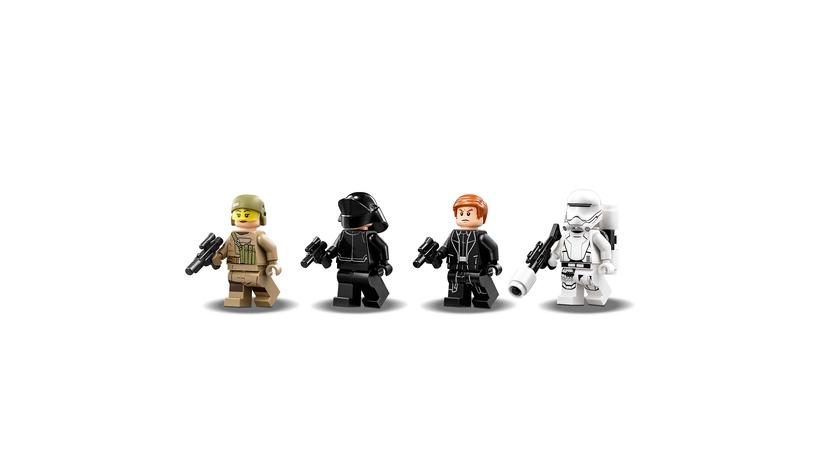 Konstruktor LEGO Star Wars First Order Heavy Scout Walker 75177