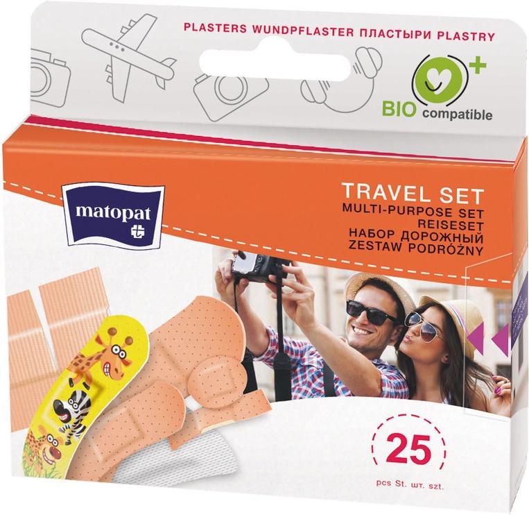 Matopat Travel Plaster Set 25pcs