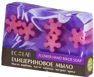 ECO Laboratorie Glycerin Flower Handmade soap 130g