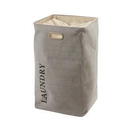 Aquanova Evora Laundry Bin 112l Flax