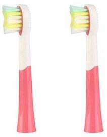 Oro-Med Sonic Kids Girl Toothbrush Heads 2pcs