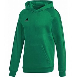 Adidas Core 18 Hoodie Youth FS1893 Green 140cm
